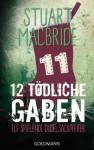 Zwölf tödliche Gaben 11: Elf spielende Dudelsackpfeiffer: E-Book Only Weihnachtskurzkrimi (German Edition) - Andreas Jäger, Stuart MacBride