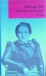 Portraits und Stücke - Gertrude Stein, Bernd Samland