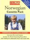 Berlitz Norwegian Cassette Pack With Interactive Dialogues - Berlitz Publishing Company