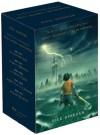 Percy Jackson and the Olympians - Rick Riordan