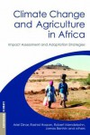 Climate Change and Agriculture in Africa: Impact Assessment and Adaptation Strategies - Ariel Dinar, Robert Mendelsohn, Rashid Hassan