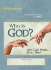 Who Is God? Notebooking Journal - David Webb, Peggy Webb