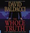 The Whole Truth - Ron McLarty, David Baldacci