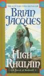 High Rhulain - Brian Jacques, David Elliot
