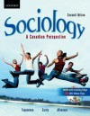 Sociology: A Canadian Perspective [With DVD] - Lorne Tepperman, Patrizia Albanese, James Curtis