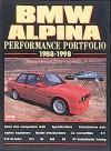 BMW Alpina Performance Portfolio 1988-1998 - R.M. Clarke