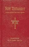 St. Joseph Pocket New Testament-Gn - Catholic Book Publishing Corp.