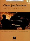 Classic Jazz Standards: Intermediate Piano Solo, Book & CD (Eugenie Rocherolle) - Eugenie Rocherolle