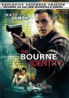 DVD: The Bourne Identity - NOT A BOOK