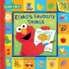Sesame Street Elmo's Favorite Things (Sesame Street) - Margaret Snyder, Ernie Kwiat