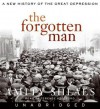 The Forgotten Man: A New History (Audio) - Amity Shlaes, Terence Aselford