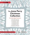 The Anne Perry Christmas Collection: Six Unabridged Mysteries - Anne Perry, Terrence Hardiman