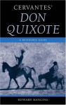 Cervantes' Don Quixote: A Reference Guide - Howard Mancing