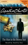 The Man in the Brown Suit (Audio) - Emilia Fox, Agatha Christie