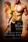 The Blake Legacy - Rhonda Laurel