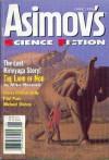 Asimov's Science Fiction, June 1996 - Michael Bishop, Paul Di Filippo, Mike Resnick, Robert Silverberg, Gardner R. Dozois, James Patrick Kelly, Bruce Boston, Eliot Fintushel, Paul Park, Robert Reed, Tony Daniel, Erwin S. Strauss, David Lunde