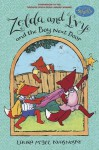 Zelda and Ivy and the Boy Next Door: Three Stories About the Fabulous Fox Sisters - Laura McGee Kvasnosky