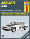 Jaguar XJ6 1988 thru 1994: All models - John Haynes, John Haynes