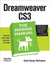 Dreamweaver Cs3: The Missing Manual: The Missing Manual - David Sawyer McFarland