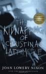 The Kidnapping of Christina Lattimore - Joan Lowery Nixon