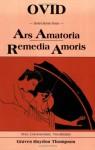 Ovid: Selections from Ars Amatoria Remedia Amoris - Ovid