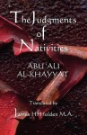 The Judgments of Nativities - Ali Al-Khayyat Abu Ali Al-Khayyat, Joachim Heller, Abu 'Ali Al-Khayyat, James H. Holden, Ali Al-Khayyat Abu Ali Al-Khayyat
