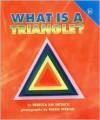 What Is a Triangle? - Rebecca Kai Dotlich, Maria Ferrari