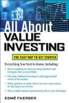 All About Value Investing (All About Series) - Esme Faerber