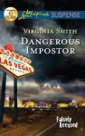 Dangerous Impostor (Falsely Accused, #1) - Virginia Smith