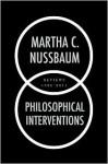 Philosophical Interventions: Reviews 1986-2011 - Martha C. Nussbaum