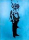 Mexico: Stencil: Propa - Editorial RM, D.A.P.