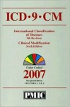 ICD-9-CM 2007 Hospital/Payer Edition Vol 1, 2, 3 (ICD-9-CM Coder's Choice) - Pmic