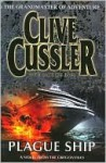 Plague Ship (Oregon Files Series #5) - Jack Du Brul, Clive Cussler
