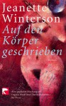 Auf Den Körper Geschrieben Roman - Jeanette Winterson