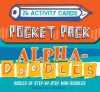 Pocket Packs: Alpha-Doodles - Deborah Zemke