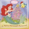 A Merry Mermaid Christmas (Pictureback(R)) - Walt Disney Company, Mary Man-Kong