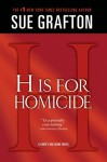 """H"" is for Homicide - Sue Grafton"