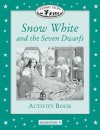 Snow White and the Seven Dwarfs Activity Book: Elementary 3 - Sue Arengo