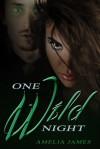 One Wild Night - Amelia James