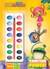 Painting Power! (Team Umizoomi) - Golden Books, Jason Fruchter