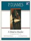 A Mind to Murder (Audio) - Penelope Dellaporta, P.D. James