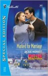 Marked For Marriage (Montana Mavericks) - Jackie Merritt