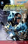 DC Universe Presents, Vol. 3: Black Lightning and Blue Devil - Marc Andreyko, Robson Rocha, Oclair Albert