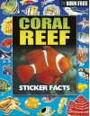 Coral Reef (Born Free Sticker Books) - Peter Eldin