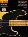 Blues Bass - A Guide to the Essential Styles and Techniques: Hal Leonard Bass Method Stylistic Supplement (Book & CD) - Ed Friedland