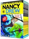 Nancy Drew Boxed Set: Vol. #13 - 16 - Stefan Petrucha, Sarah Kinney, Sho Murase