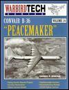 Convair B-36 Peacemaker - Dennis R. Jenkins