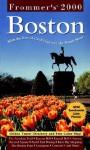 Frommer's 2000 Boston - Marie Morris, Michael Shapiro