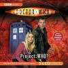 Doctor Who: Project Who? - Malcolm Prince, Anthony Head