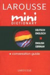 Larousse Mini Dictionary German English English German - Larousse, Larousse